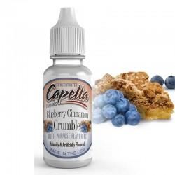 Blueberry Cinnamon Crumble (Capella)