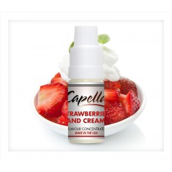 Strawberries and Cream - Capella