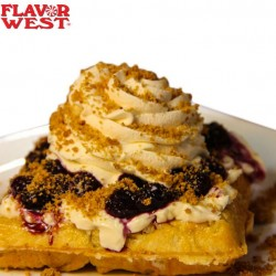 Blueberry Graham Waffle (Flavor West)