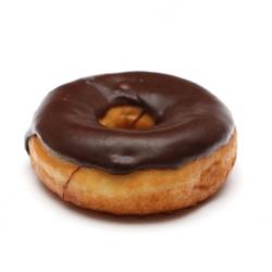 Chocolate Glazed Doughnut (FlavourArt)