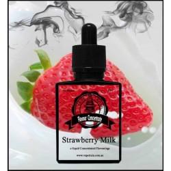 Strawberry Milk - Vape Train