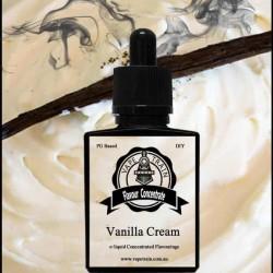 Vanilla Cream - Vape Train